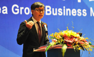 ANDY GU Vice President Midea Group